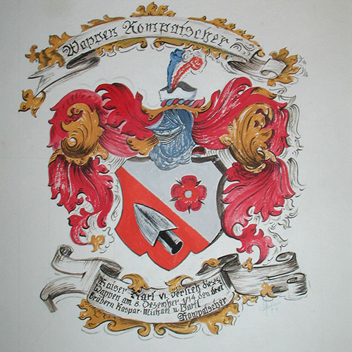 Wappenmalerei